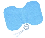 Gentle Blue Back Electrode