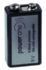 Batteries - Rechargeable 9V