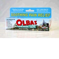 Olba's Analgesic Salve