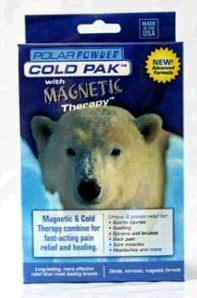 Polar Powder Magnetic Cold Pack- Small